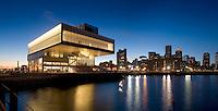 Institute of Contemporary Art, ICA, Boston, MA (Diller Scofidio + Renfro, architects) Fan Pier