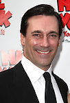 Jon Hamm.attending the Broadway Opening Night Performance of 'Nice Work If You Can Get it' at the Imperial Theatre on 4/24/2012 at the Imperial Theatre in New York City. © Walter McBride/WM Photography .