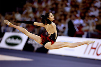 September 28, 2003; Budapest, Hungary; ANNA BESSONOVA of Ukraine performs gala at 2003 World Championships.