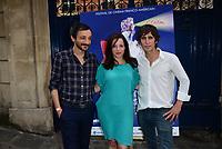 Champs Elysees Film Festival 2017<br /> Benoit Forgeard, Laure Calamy, Arnaud Fleurent-Didier