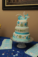 Celebration of the impending birth of Katie's little boy.