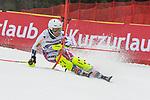 10.03.2018, Ofterschwanger Horn, Ofterschwang, GER, Slalom Weltcup in Ofterschwang, im Bild Gabriela Capova (CZE, #46)<br /> <br /> Foto &copy; nordphoto / Hafner