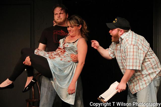 Murderfist at Skectchfest NYC, 2011. UCB Theatre.