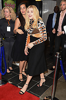 "Chloe Grace Moretz<br /> arriving for the premiere of ""The Miseducation of Cameron Post"" screening at Picturehouse Central, London<br /> <br /> ©Ash Knotek  D3424  22/08/2018"