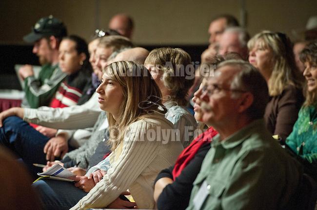 Audience, Shooting the West XXIV, WInnemucca, Nevada