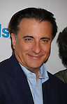 "LOS ANGELES, CA. - March 15: Andy Garcia arrives at the Los Angeles premiere of ""City Island"" held at Westside Pavillion Cinemas on March 15, 2010 in Los Angeles, California."