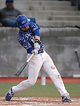Western Nevada's Abe Yagi bats against College of Southern Nevada at WNC in Carson City, Nev. on Friday, May 6, 2016. <br />Photo by Cathleen Allison/Nevada Photo Source