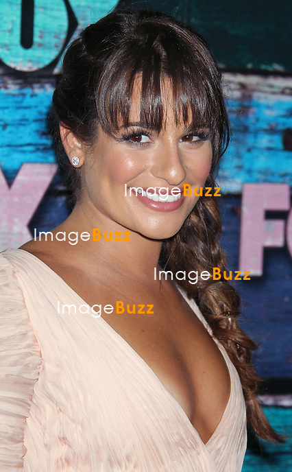 Lea Michele, The FOX All-Star Party at BOA in Los Angeles..July 23, 2012.