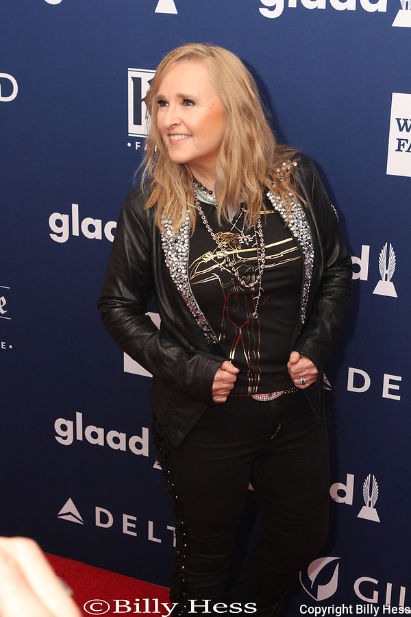 Melissa Etheridge at the GLAAD Awards NYC