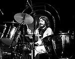 Led Zeppelin 1977 John Bonham..© Chris Walter..
