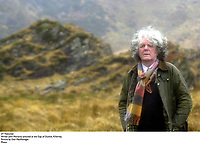 (IT Features)<br /> Writer John Moriarty pictured at the Gap of Dunloe, Killarney.<br /> Picture by Don MacMonagle