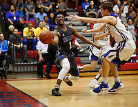 2016 NJSIAA Group 3 boys basketball State Semifinal:  Teaneck vs Warren Hills - 031016