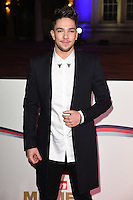 Matt Terry at The Sun Military Awards 2016 (The Millies) at The Guildhall, London. <br /> December 14, 2016<br /> Picture: Steve Vas/Featureflash/SilverHub 0208 004 5359/ 07711 972644 Editors@silverhubmedia.com