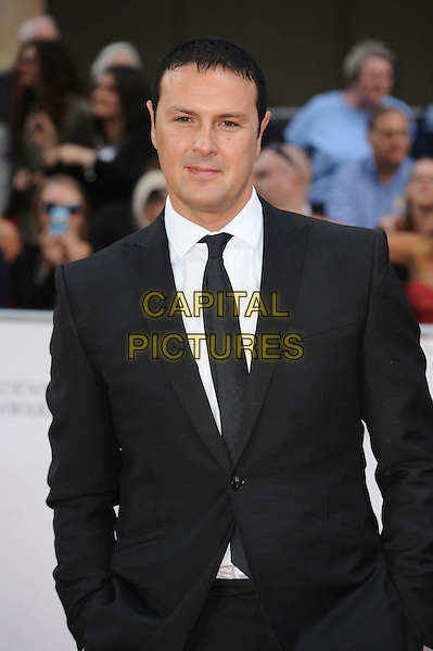 PADDY McGUINNESS .Attending the Philips British Academy Television Awards, Grosvenor house Hotel, Park Lane, London, England, UK, May 22nd 2011..arrivals TV Baftas Bafta half length black suit tie white shirt .CAP/WIZ.© Wizard/Capital Pictures.