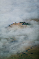 aerial photograph Marin County, California