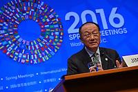 World Bank Jim Yong Kim