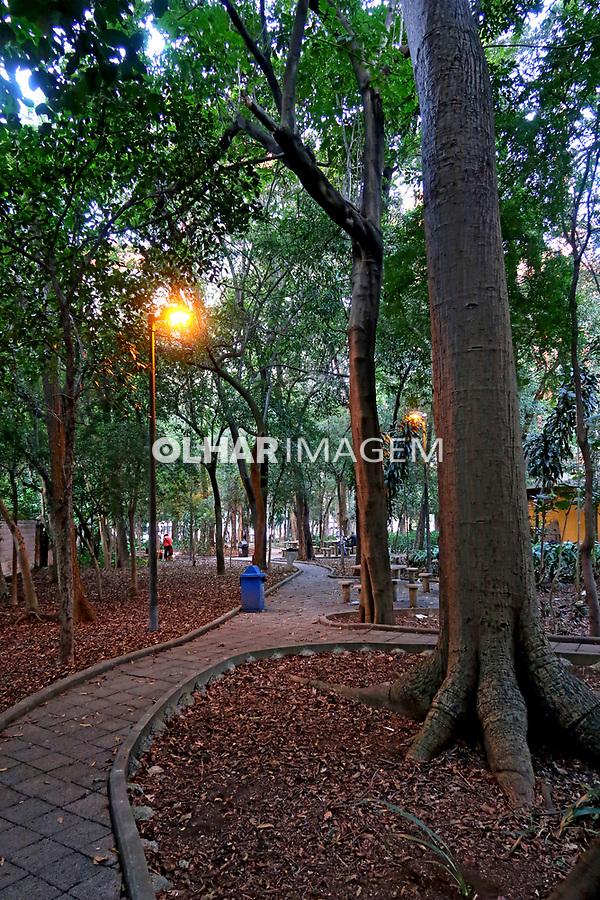 Parque Mario Covas, avenida Paulista, Sao Paulo. 2019. Foto Juca Martins