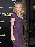 Michelle Pfeiffer  at The Warner Bros. Pictures World Premiere of New Year's Eve  held at The Grauman's Chinese Theatre in Hollywood, California on December 05,2011                                                                               © 2011 Hollywood Press Agency