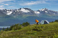 Chugach National Forest, southcentral, Alaska.