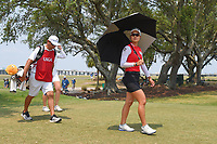 Minjee Lee (AUS) heads down 5 during round 4 of the 2019 US Women's Open, Charleston Country Club, Charleston, South Carolina,  USA. 6/2/2019.<br /> Picture: Golffile | Ken Murray<br /> <br /> All photo usage must carry mandatory copyright credit (© Golffile | Ken Murray)