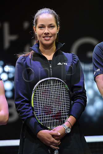 21.05.2015. Hôtel Salomon de Rothschild , Paris, France. Adidas launch of new clothing for the upcoming Roland Garros tennis tournament.  Ana Ivanovic