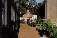 The beguine convent in Breda (Netherlands, 08/09/2006)