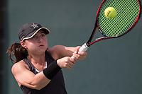 Stanford, CA: Vanderbilt Women's Tennis versus Stanford at Taube Family Tennis Center; February 23rd, 2019