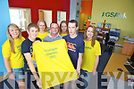 Preparing for the <br /> Jillian Carroll, Graham Nelligan, Aidan Murphy (Manager Jigsaw Kerry), Dylan Harnett, Carrie Locke, Kiah Townsend and Sadhbh Baker.Preparing for the Rose of Tralee 10k run on Sunday are staff and volunteers at Jigsaw Kerry. Pictured were: Jillian Carroll, Graham Nelligan, Aidan Murphy (Manager Jigsaw Kerry), Dylan Harnett, Carrie Locke, Kiah Townsend and Sadhbh Baker.