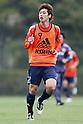 Yuya Osako (JPN), April 25, 2012 - Football / Soccer : Japan National Team Training Camp at Akitsu Park football Stadium, Chiba, Japan. (Photo by Yusuke Nakanishi/AFLO SPORT) [1090]