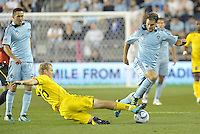 Sporting Kansas City vs Columbus Crew September 28 2011