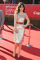 Zooey Deschanel at the 2012 ESPY Awards at Nokia Theatre L.A. Live on July 11, 2012 in Los Angeles, California. &copy;&nbsp;mpi20/MediaPunch Inc. *NORTEPHOTO*<br />