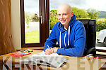 Donal Walsh who suffers from Leukemia is sitting the Junior cert at home.