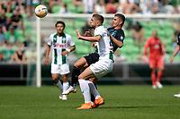 GRONINGEN - Voetbal, FC Groningen - Werder Bremen, voorbereiding seizoen 2018-2019, 29-07-2018, FC Groningen speler Jeffrey Chabot