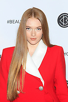LOS ANGELES - AUG 12: Larsen Thompson at the 5th Annual BeautyCon Festival Los Angeles at the Convention Center on August 12, 2017 in Los Angeles, California