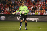 05 June 2009: Houston's Pat Onstad. The Houston Dynamo defeated the Chicago Fire 1-0 at Toyota Park in Bridgeview, Illinois in a regular season Major League Soccer game.
