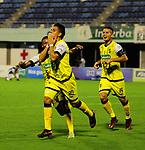 Alianza Petrolera venció 1-0 a Boyacá Chicó. Fecha 14 Liga Águila II-2018.