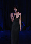 Eva Noblezada performing at  the TCG Gala at the Edison Ballroom on February 4, 2019 in New York City.