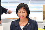 Hikariko Ono, <br /> MAY 22, 2017 : Mascot Selection Panel for The Tokyo Organising Committee of the Olympic and Paralympic Games holds its 1st meeeting in Tokyo, Japan. (Photo by AFLO)