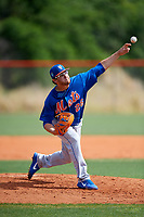 New York Mets pitcher Anthony Kay (26) during a Minor League Spring Training intrasquad game on March 29, 2018 at the First Data Field Complex in St. Lucie, Florida.  (Mike Janes/Four Seam Images)