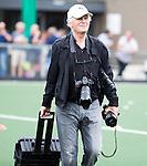 AMSTELVEEN - Hockey - fotograaf Kees  Boelhouwer voor de hoofdklassewedstrijd heren HURLEY-PINOKE (1-1). COPYRIGHT KOEN SUYK.