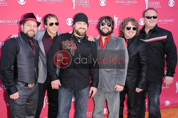 Zac Brown Band<br />