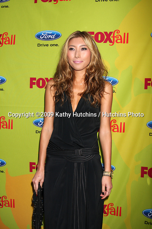 Dichen Lachman  arriving at the FOX-Fall Eco-Casino Party at BOA Steakhouse  in West Los Angeles, CA on September 14, 2009.©2009 Kathy Hutchins / Hutchins Photo