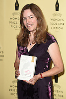 Elizabeth McKenzie<br /> arrives for the Baileys Women's Prize for Fiction 2016, Royal Festival Hall, London.<br /> <br /> <br /> ©Ash Knotek  D3131  08/06/2016