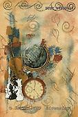 Hans, MODERN, paintings+++++,DTSC17997517,#N# moderno, arte, illustrations, pinturas ,everyday