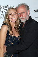 LOS ANGELES - SEP 26:  Jessica Sipos, Xander Berkeley at the 2019 Catalina Film Festival - Thursday - Dark Harbor World Premiere at the Queen Mary on September 26, 2019 in Long Beach, CA