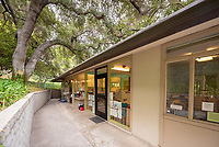 The Occidental College Child Development Center is located on the campus of Occidental College. The Center serves families of Occidental employees, as well as families from the adjacent community. Photographed Sept. 5, 2018.<br /> (Photo by Marc Campos, Occidental College Photographer)