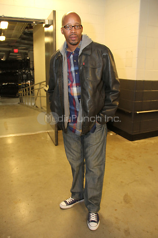 NEW YORK, NY - OCTOBER 17, 2014<br /> <br /> Warren G backstage at the Def Jam 30 Anniversary concert at The Barclays Center, October 16, 2014 in New York City.<br /> <br /> <br /> &copy; Walik Goshorn / MediaPunch