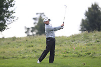 Jamie Donaldson (WAL) on the 2nd fairway during Round 4 of the D+D Real Czech Masters at the Albatross Golf Resort, Prague, Czech Rep. 03/09/2017<br /> Picture: Golffile   Thos Caffrey<br /> <br /> <br /> All photo usage must carry mandatory copyright credit     (&copy; Golffile   Thos Caffrey)