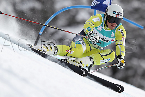 04.12.2011. Beaver Creek Colorado USA Ski Alpine FIS World Cup Giant slalom the men Picture shows Kjetil Jansrud NOR