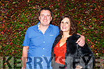 Dave and Siobhan Slattery from Tralee enjoying the evening out in Cassidys on Saturday